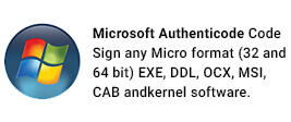 Microsoft Authenticode