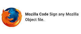 Mozila Object File